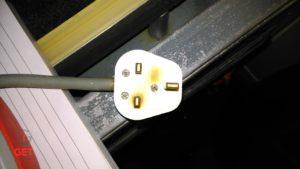 Burnt Plug